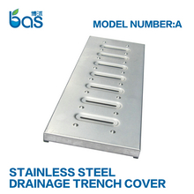A200 trench drain